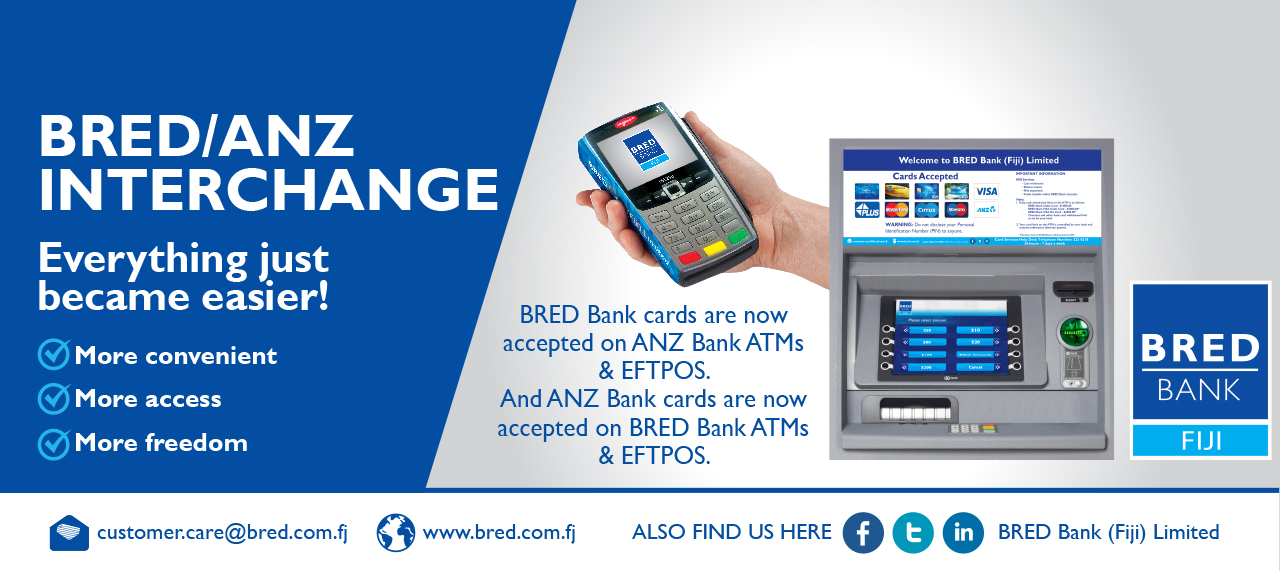 BRED/ANZ Interchange